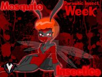 Insectica mosquito parasitic insect week by playboyvampire-d804yuv