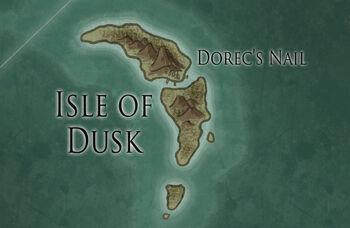 Isle of dusk
