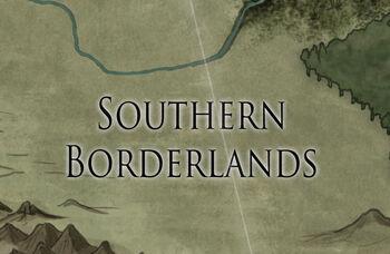 Southern borderlands