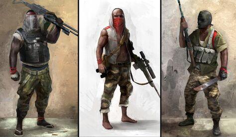 Roanapur Thugs