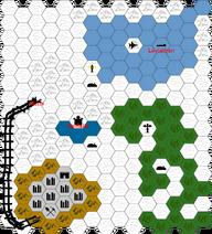 RWBY Map