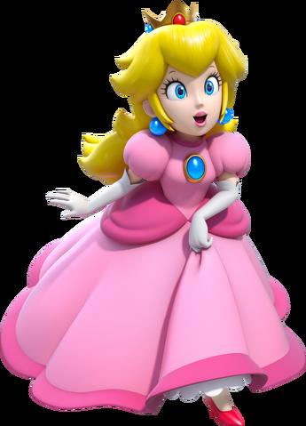 File:Princess Peach Artwork - Super Mario 3D World.png