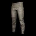 Green Pattern Pants