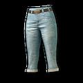 PUBG 5 Cuffed Jeans