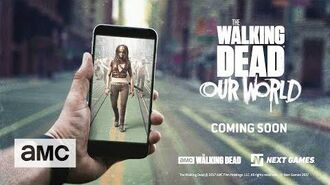 The Walking Dead 'Our World' Mobile Game Official Trailer