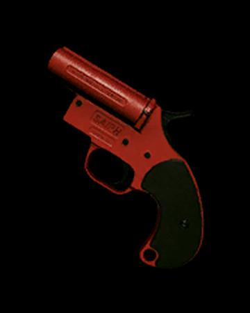 Flare Gun Playerunknown S Battlegrounds Wiki Fandom