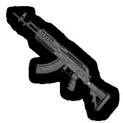 سلاح ببجي m762