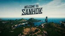 Welcome to Sanhok - 6.22
