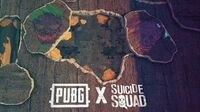 PUBG - New Skins - Suicide Squad (Joker and Harley Quinn)