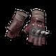 PUBG Punk-Handschuhe (Rot)