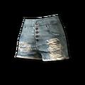 Fringed Hotpants