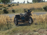 Motorcycle w/Sidecar
