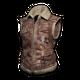 Sleeveless Biker Jacket (Brown) - Jacket - PUBG
