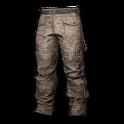 Biker Pants (Gray) - Pants - PUBG