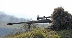 Ghillie-Sniper