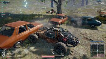 Vehicles | PlayerUnknown's Battlegrounds Wiki | Fandom