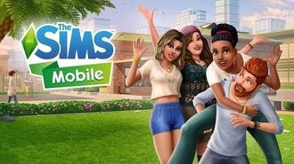 The Sims Mobile Official Launch Trailer