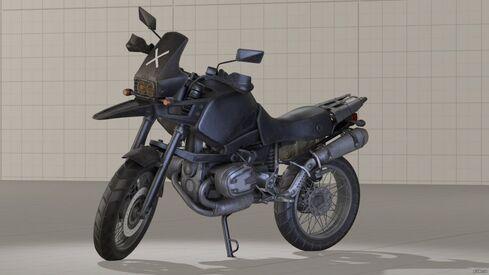 Мотоцикл без коляски