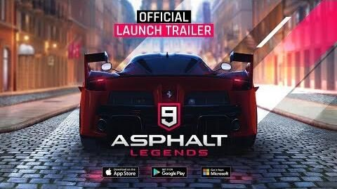 Asphalt 9 Legends - Official Launch Trailer