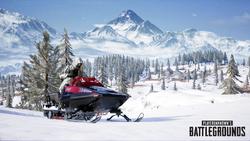 Snowmobile - PUBG