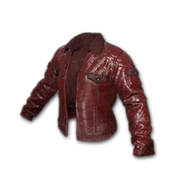 Faux Leather Jacket - Jacket - PUBG