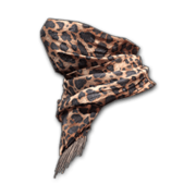 Cloth Mask (Leopard) - Mask - PUBG