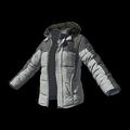 Padded Jacket (Grey)