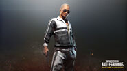 Gamescom Crate costume 5