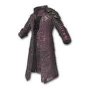 Coat (Red) - Jacket - PUBG