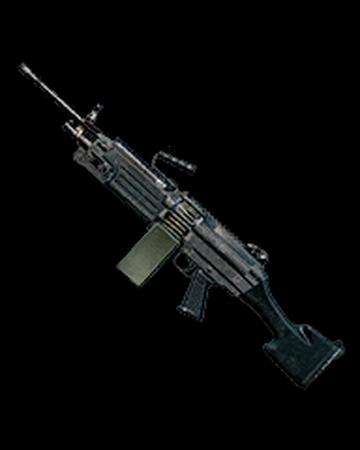 M249 Playerunknown S Battlegrounds Wiki Fandom