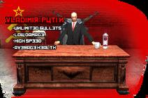 Putinportrait