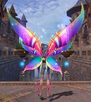 Эльфийские крылья 3ур