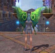 Эльфийские крылья 1ур