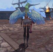 Человеческие крылья 2ур