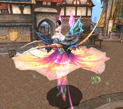 Небесная медуза2