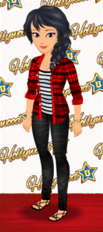 FEMALE OUTFIT (PLAID ATTITUDE)