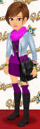 Fashionista Girl level 25