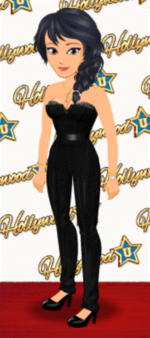 FEMALE OUTFIT (21 JUMP SUIT)