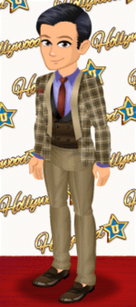 MALE OUTFIT (SCHOOL DAZE)