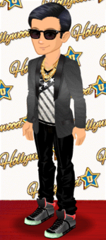 MALE OUTFIT (OUTSPOKEN KING)