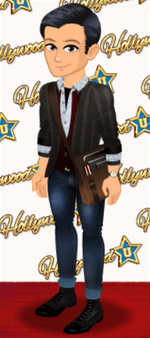 MALE OUTFIT (COLLEGE CLASSIC)