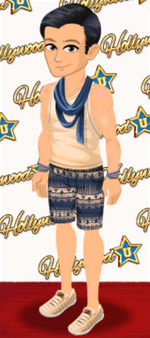 MALE OUTFIT (BEACH BOY)