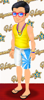 MALE OUTFIT (SPRING BREAK FOREVER)