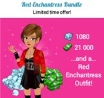 Red Enchantress Bundle