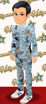 MALE OUTFIT (PJ COUTURE)