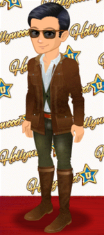 MALE OUTFIT (CASUAL ADVENTURER)