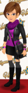 Fashionista Girl level 1