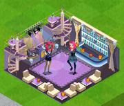 Club VIP Halloween