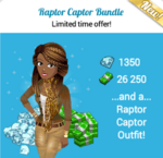 Raptor Captor Bundle