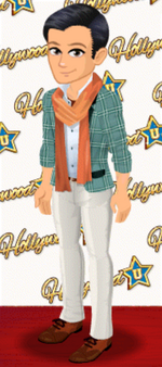 MALE OUTFIT (OXFORD MAN)